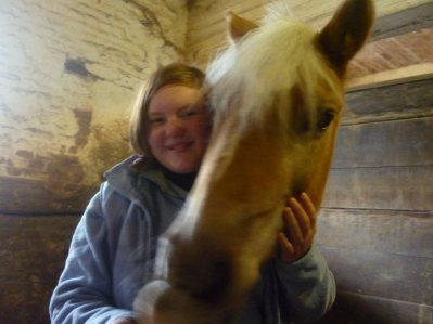 mon cheval de l equitation anita ma cherie