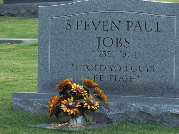 Steve Jaobs
