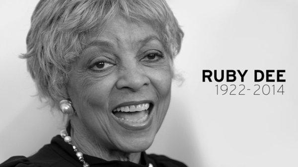 Ruby Dee