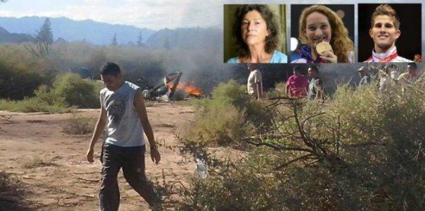 TRISSTESSES : Arthaud, Muffat et Vastine tués dans un crash en Argentine