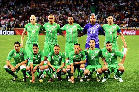 La plus belle équipe du monde.