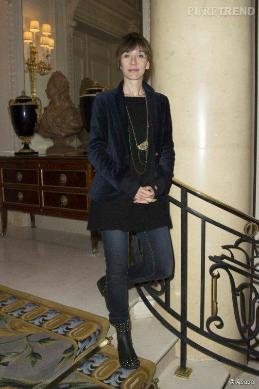Virginie  Lemoine interview pour les Maurice Girls