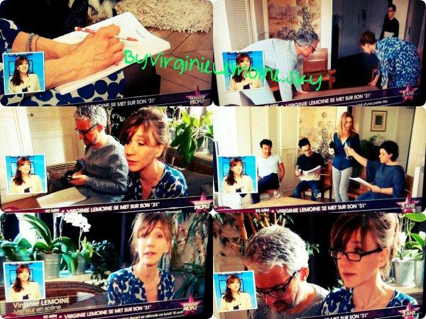 """Spectacle pour Avignon 2016 et Les notes de mise en scène de Madame Lemoine 3"""""""