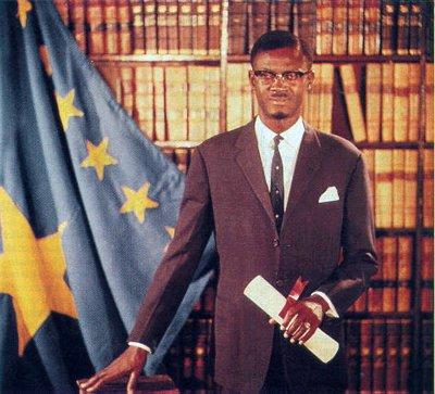 Lumumba, l'exemple à suivre pour quelqu'un qui se dit révolutionnaire