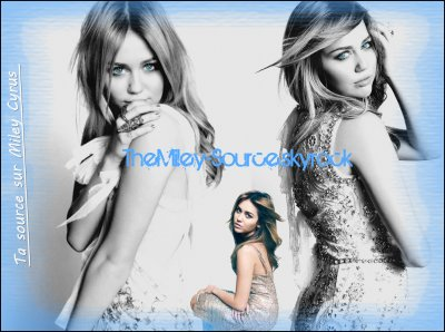.. TheMiley-Source.Skyrock  ♦/  Ta source d'info sur Miley.C. .