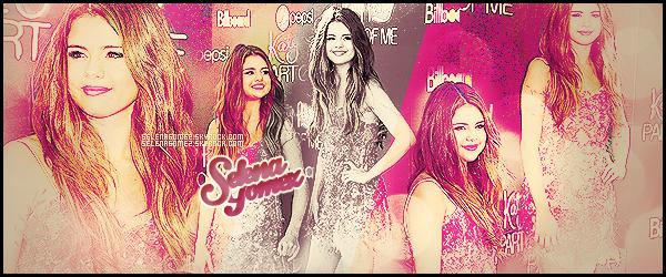 . ● ● ● Bienvenue sur SelenaGomez, ta source d'actu' sur la chanteuse Selena Gomez ! Suis toute l'actualité de la chanteuse grâce à ce blog source et ses nombreux articles, tels que ses candids, photoshoots, events, autres. .