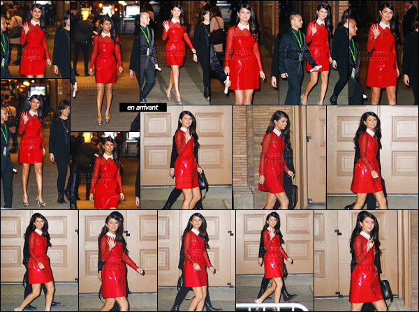 09/11/15 - Selena G. lors de la soirée « Glamour Women of The Year 2015  » se situant à New-York ! Selly a illuminé le tapis rouge dès son arrivée avec son look glam-chic ! Elle a également fait l'objet de rumeurs avec le styliste Samuel Krost.   [/alig fen]