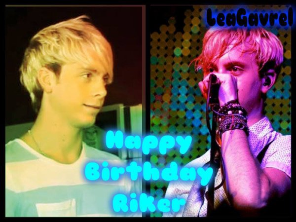 Happy Birthday Riker !!
