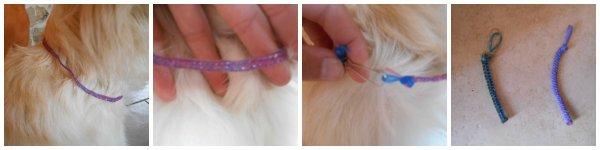 Collier pour chien/chat/autres animaux ,bracelets ,portes-clés