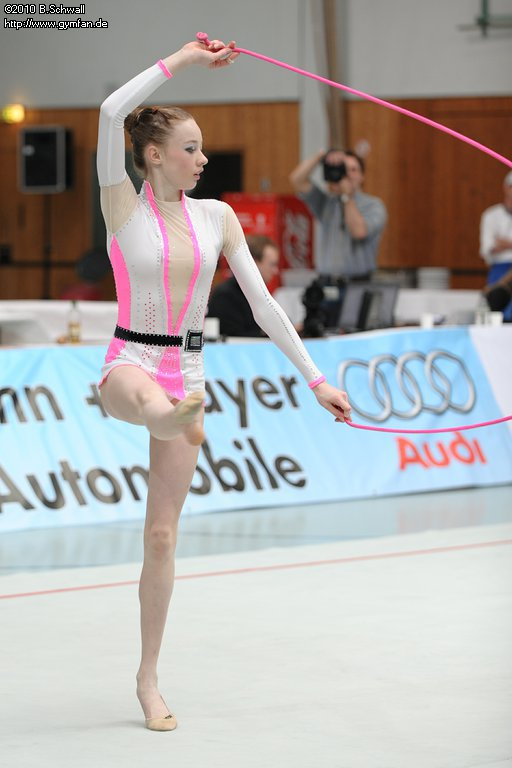 Sarah Ignace corde tournois Fellbach-Schmiden 03/06/2010 - 03/07/2010