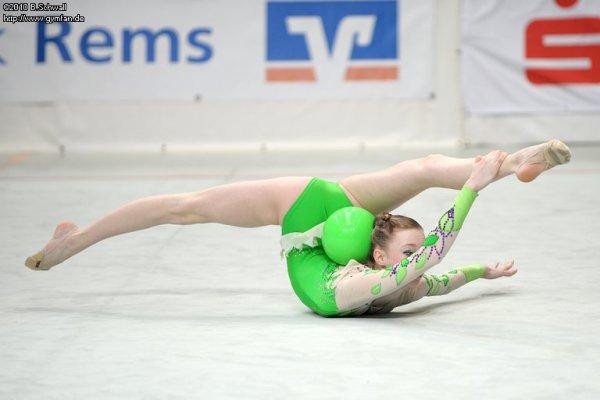 Sarah Ignace Ballon tournois Fellbach-Schmiden 03/06/2010 - 03/07/2010