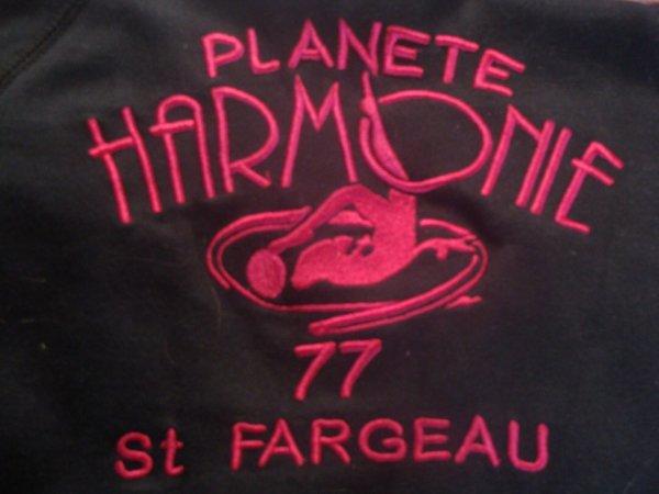 Mon club !! <3 St Fargeau Planete-Harmonie77