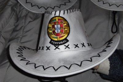 NOUVELLE COLLECTION CHAPÉU PORTUGAL LUSOMANIA 20¤