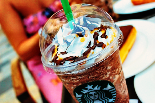 Starbuck coffee