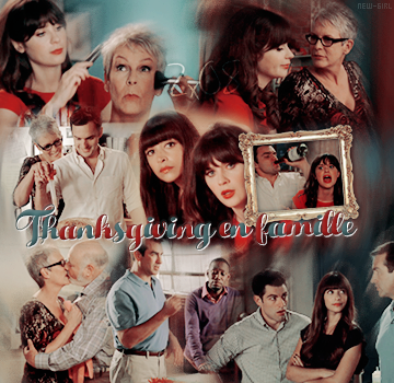 2x08 : Thanksgiving en famille *