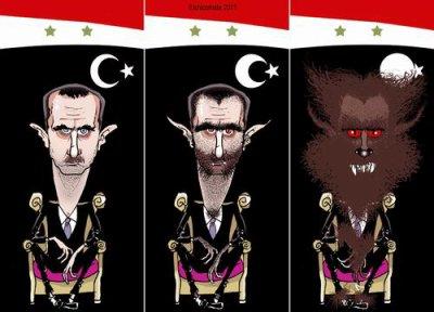 Syrian Wake Up