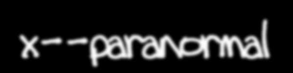 xx Skyblog Présente : ____________________________________________x--Paranormal ! ____________________________