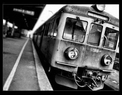 En Voiture ! Le Train Va Démarrer !