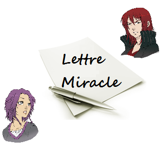 ------Lettre Miracle------