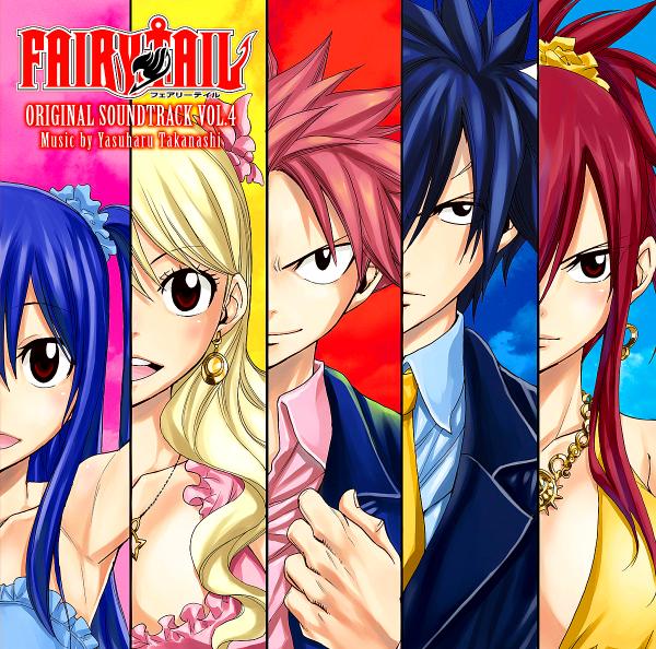 OST Fairy Tail ~ En cours (dernière mise à jour : 29/07/17)
