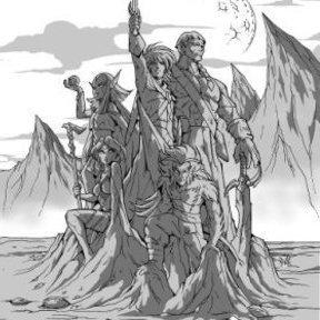 """""""Les élus des royaumes perdus"""" Chapitre 3 : Les Légendes des 7 royaumes"""