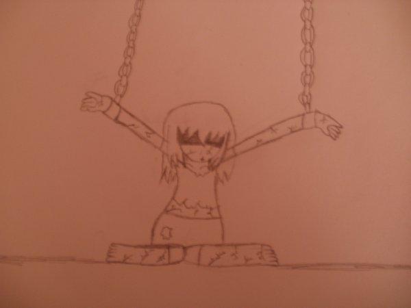 """""""Le sort d'Alysia"""" Chapitre 8 : La véritable raison"""