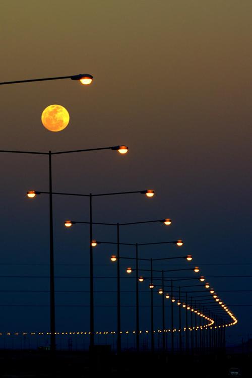 Chemin pour se rendre au bout de la nuit...