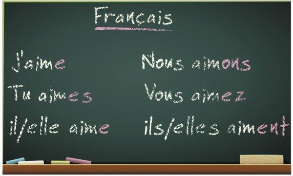 Les plus beaux débuts de phrases sont en français.