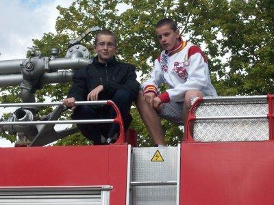super pompiers lollllllll