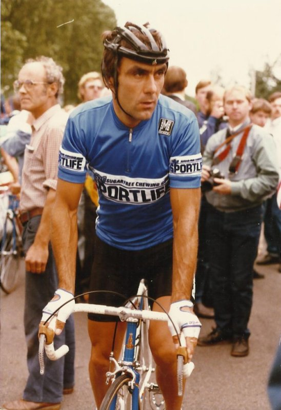 une photo de Walter en 1985