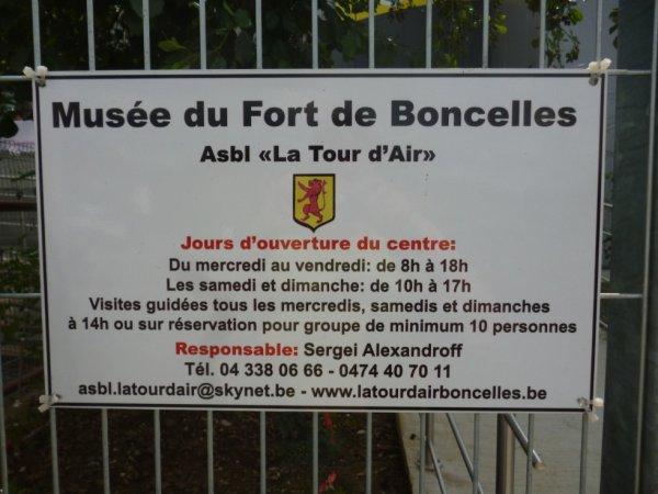 Fort de Boncelles.