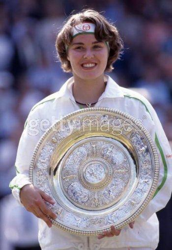 2ème titre du Grand Chelem : victoire à Wimbledon en 1997