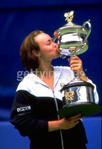 5ème titre du Grand Chelem : victoire à l'Open d'Australie en 1999