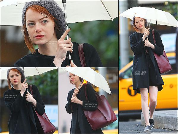 Emma dans NY !