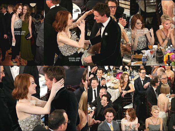 Cérémonie des Golden Globes♥