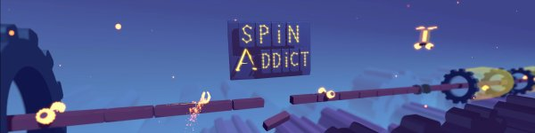 Spin Addict: more platformer thrills for mobile gamers