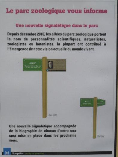 Projet signalétique 2011