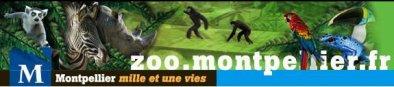 La page facebook du zoo