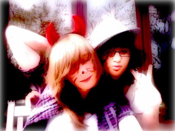 Clara & moi
