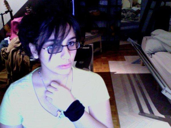 je suis mieu avec ou sans lunettes ?
