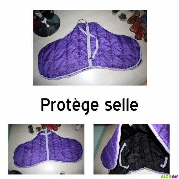 A vendre-Protège selle