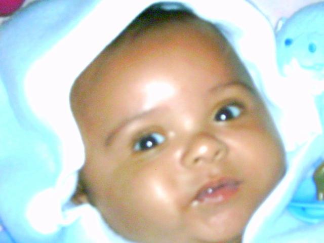 mon fils Joyce