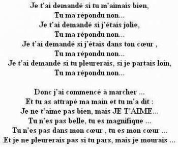 Texte Dune Preuve Damour Blog De Xx L0v3uz 86