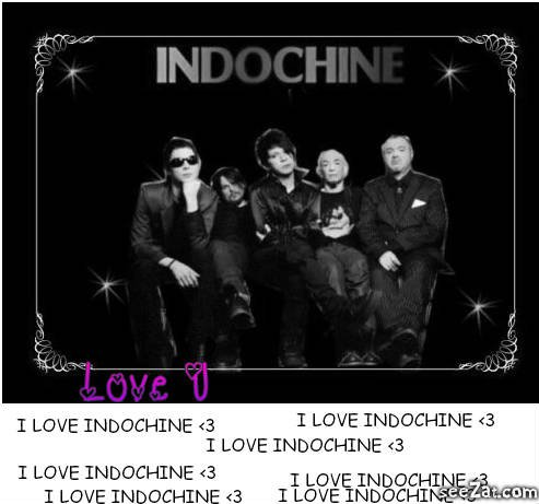 montage INDOCHINE