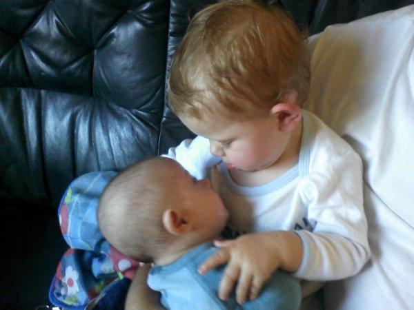 Gabriel et Emilio