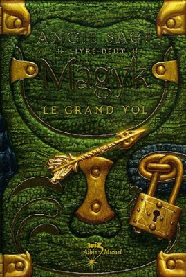 ♥ Magyk : Le Grand Vol ♥ d'Angie Sage