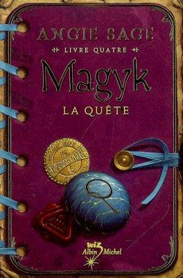 Magyk : La Quête d'Angie Sage