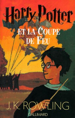 ♥ Harry Potter et la Coupe de Feu ♥ de J.K Rowling