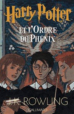 Harry Potter et l'Ordre du Phénix de J.K Rowling