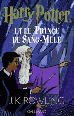 Harry Potter et le Prince de Sang-Mêlé de J.K Rowling